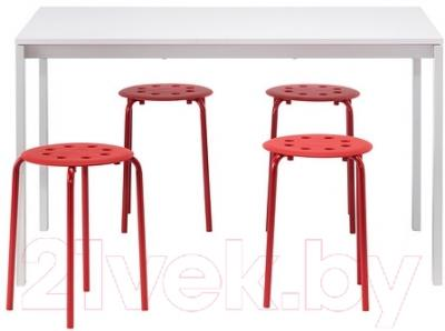 Обеденная группа Ikea Мельторп / Мариус 090.107.02