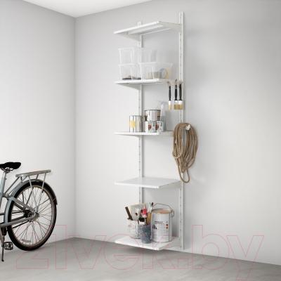 Система хранения Ikea Альгот 090.942.21