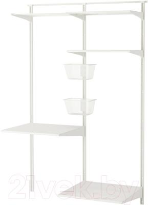 Система хранения Ikea Альгот 090.942.83