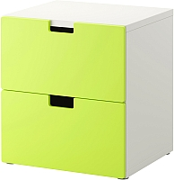 Комод Ikea Стува 090.990.68 (зеленый) -