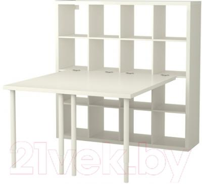 Письменный стол Ikea Каллакс 091.230.87 (белый)