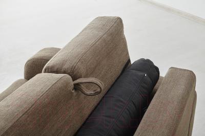 Диван-кровать Ikea Ингельстад/Лэннэс 091.669.96 (Хенста светло-коричневый)