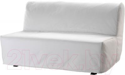Диван-кровать Ikea Ликселе Левос 098.400.88 (Ранста белый)