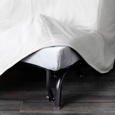 Диван-кровать Ikea Ликселе Левос 098.400.88 (Ранста белый) - съемный чехол