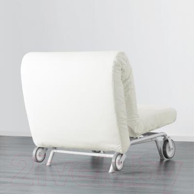 Кресло-кровать Ikea Икеа/Пс Мурбо 098.744.36 (белый)