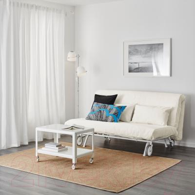 Диван-кровать Ikea Икеа/Пс Мурбо 098.744.55 (белый) - в интерьере