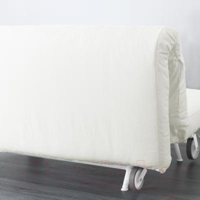 Диван-кровать Ikea Икеа/Пс Мурбо 098.744.55 (белый) - вид сзади