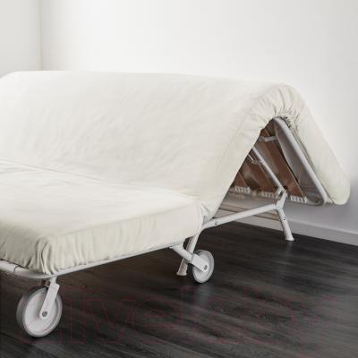 Диван-кровать Ikea Икеа/Пс Мурбо 098.744.55 (белый) - в процессе раскладки