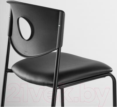 Стул офисный Ikea Стольян 099.074.51 - вид сзади