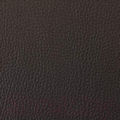 Банкетка Ikea Ландскруна 190.318.17 (темно-коричневый/металл)