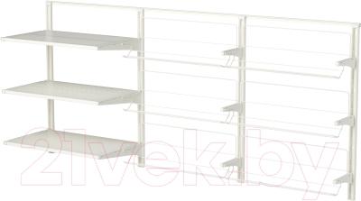 Система хранения Ikea Альгот 190.685.23