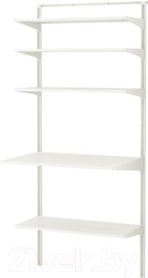 Система хранения Ikea Альгот 190.942.25