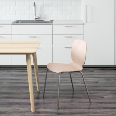 Стул Ikea Свен-Бертиль 191.278.10 (береза/хром)