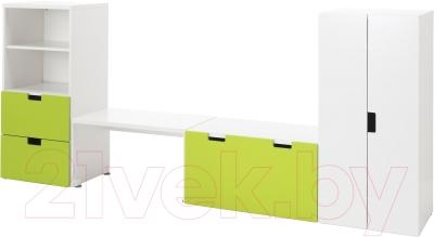Комплект мебели Ikea Стува 191.281.50