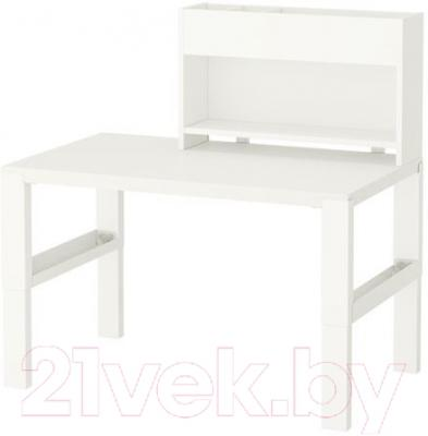 Письменный стол Ikea Поль 191.289.61 (белый)