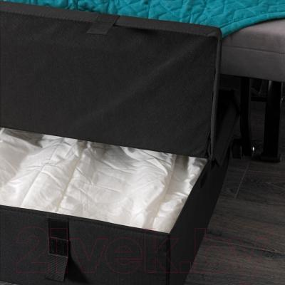Кресло-кровать Ikea Ликселе Ховет 191.341.46 (бирюзовый)