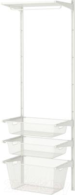 Система хранения Ikea Альгот 191.710.49