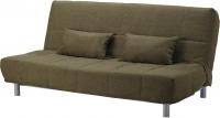 Диван-кровать Ikea Бединге Валла 191.710.92 (Олем зеленый) -