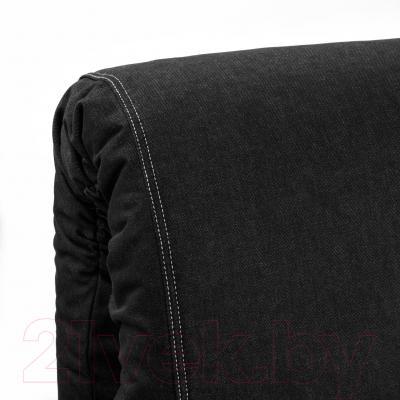 Кресло-кровать Ikea Икеа/Пс Мурбо 198.744.31 (черный)