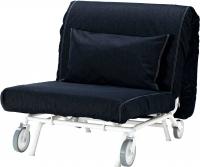 Кресло-кровать Ikea Икеа/Пс Мурбо 198.744.45 (темно-синий) -