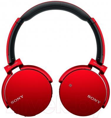 Наушники Sony MDR-XB650BTR