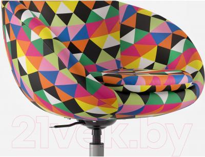 Кресло офисное Ikea Скрувста 602.786.41 (разноцветный) - вид спереди