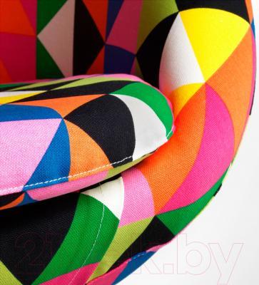 Кресло офисное Ikea Скрувста 602.786.41 (разноцветный) - обивка из ткани