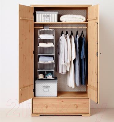 Органайзер для хранения Ikea Свира 602.902.90 - подходит для шкафов Гурдаль и Хемнэс