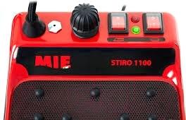 Утюг с парогенератором Mie Stiro 1100 (красный)