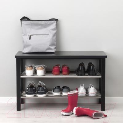 Скамья Ikea Чусиг 602.990.59 (с полкой для обуви)