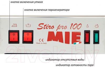 Утюг с парогенератором Mie Stiro Pro 100 (желтый)