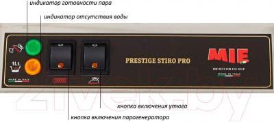 Утюг с парогенератором Mie Stiro Pro (нержавеющая сталь)