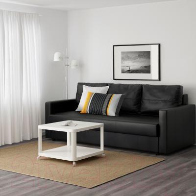 Диван-кровать Ikea Фрихетэн 603.014.63 (Бумстад черный) - в интерьере
