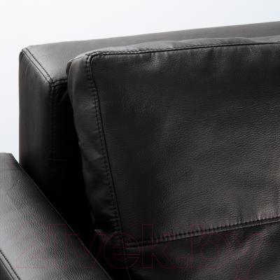 Диван-кровать Ikea Фрихетэн 603.014.63 (Бумстад черный)