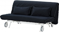Диван-кровать Ikea Икеа/Пс Ховет 198.744.88 (темно-синий) -