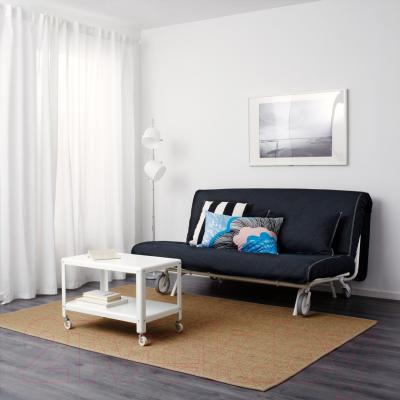 Диван-кровать Ikea Икеа/Пс Ховет 198.744.88 (темно-синий) - в интерьере