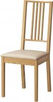 Стул Ikea Берье 198.781.27 (дуб/песочный) -