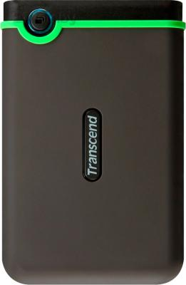 Внешний жесткий диск Transcend StoreJet 25M3 500GB (TS500GSJ25M3) - общий вид
