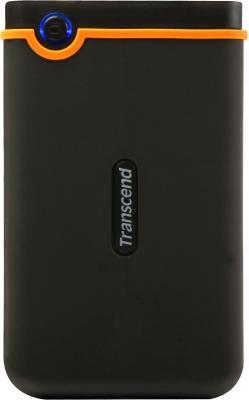 Внешний жесткий диск Transcend StoreJet 25M2 1TB (TS1TSJ25M2) - общий вид