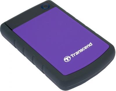 Внешний жесткий диск Transcend StoreJet 25H3P 1Tb (TS1TSJ25H3P) - общий вид