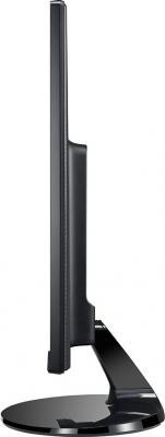 Монитор LG 23EA63V-P Black - вид сбоку