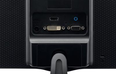 Монитор LG 23EA63V-P Black - разъемы