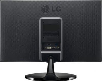Монитор LG 23EA63V-P Black - вид сзади