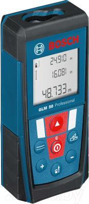 Дальномер лазерный Bosch GLM 50 Professional (0.601.072.200) - общий вид