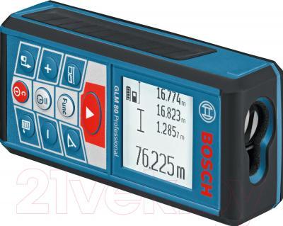 Дальномер лазерный Bosch GLM 80 (0.601.072.300) - общий вид