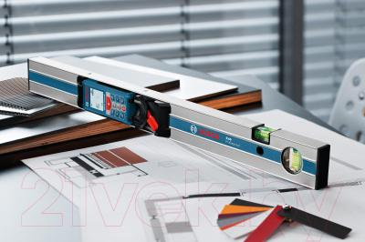 Дальномер лазерный Bosch GLM 80 (0.601.072.301) - в работе