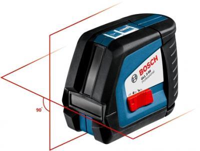 Нивелир Bosch GLL 2-50 (+ штатив) - общий вид