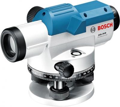 Нивелир Bosch GOL 26 D - общий вид