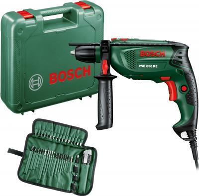 Дрель Bosch PSB 650 RE (0.603.128.007) - комплектация