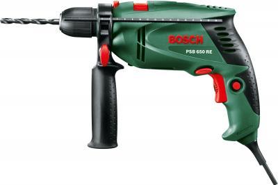 Дрель Bosch PSB 650 RE (0.603.128.007) - вид сбоку